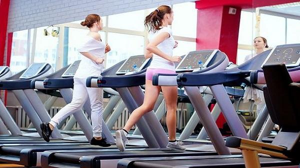 Tác dụng của việc tập thể dục với máy chạy bộ