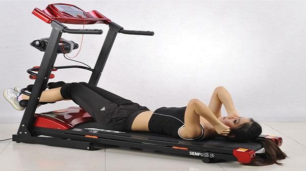 Hướng dẫn tập thể dục giảm cân với máy chạy bộ