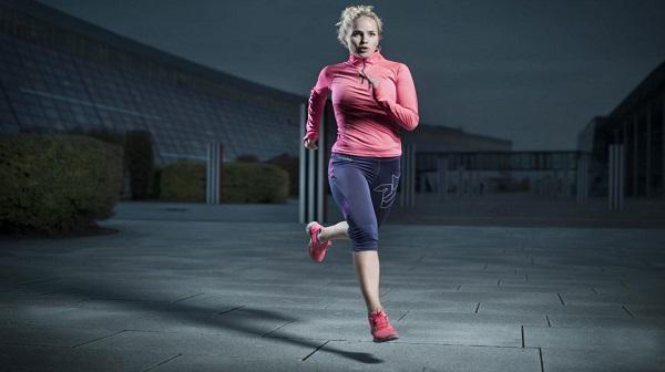 Kinh nghiệm chạy bộ cho phụ nữ trung niên