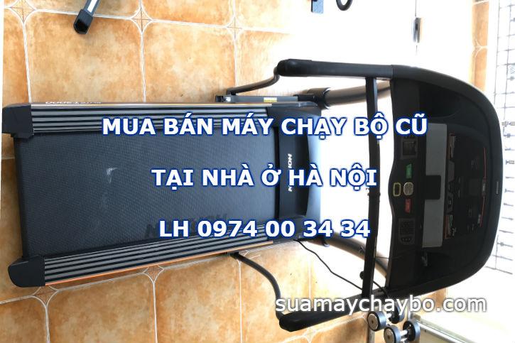 Mua máy chạy bộ cũ ở Hà Nội