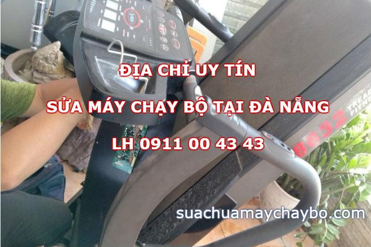 Địa chỉ sửa máy chạy bộ tại Đà Nẵng