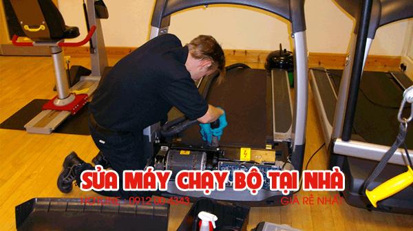 Sửa chữa máy chạy bộ tại nhà