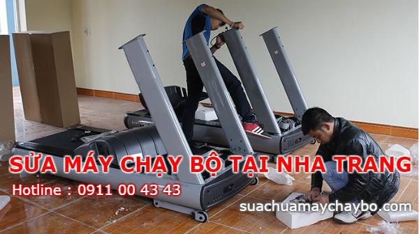 Sửa máy chạy bộ tại Nha Trang