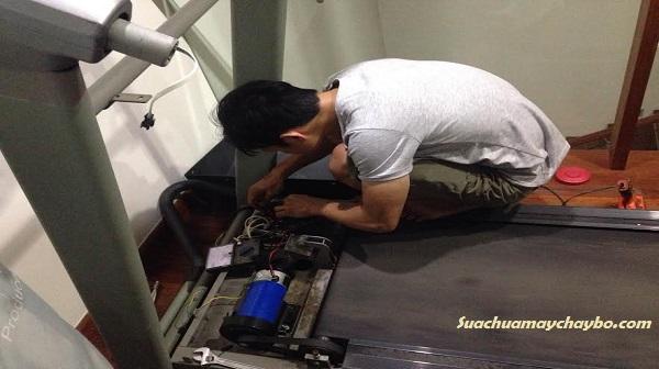 Sửa chữa máy chạy bộ tại Quận 12 TPHCM