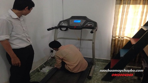 Sửa máy chạy bộ tại Quận 8 TPHCM