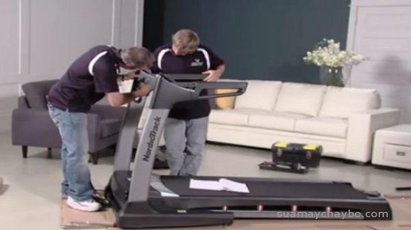 Bảo dưỡng máy chạy bộ tại nhà đúng cách