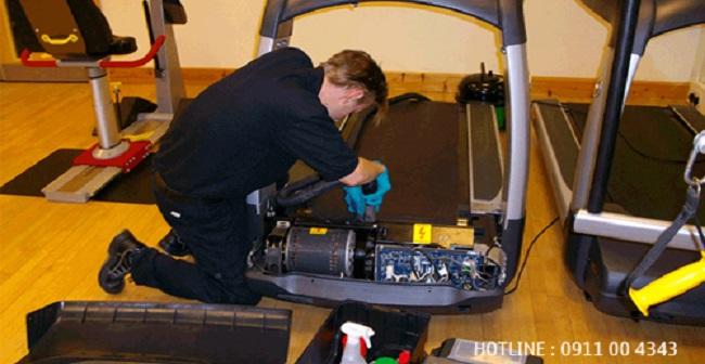 Sửa máy chạy bộ tại nhà tại Hải Phòng