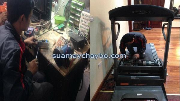 Sửa chữa máy chạy bộ tại nhà tại Bắc Giang