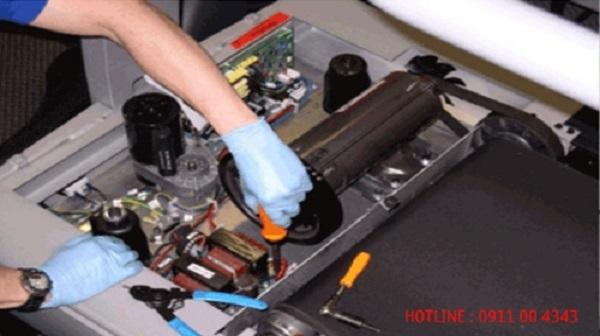 Hướng dẫn tự sửa chữa máy chạy bộ tại nhà