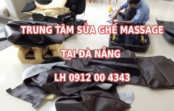 Trung tâm sửa ghế massage tại Đà Nẵng